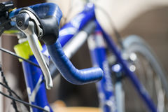 Racing bicycle Stock Image
