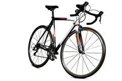 Racing Bike Isolated Stock Photo