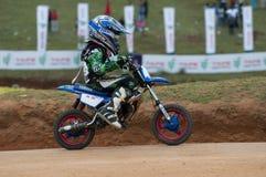 Racing bike kide Royalty Free Stock Photo