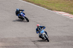 Racing bikes  in srilanka Stock Photo