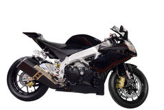Racing black motorbike isolated royalty free stock images