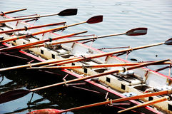 Racing boat Stock Photos