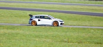 Racing Car Royalty Free Stock Photography