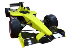 Racing car Royalty Free Stock Image