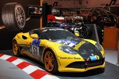 Racing Car Artega Royalty Free Stock Photo
