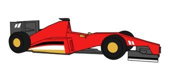 Racing car design Stock Photo