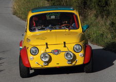 Fiat 500 Stock Images