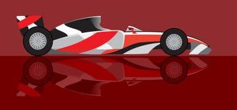 Racing car the formula Stock Photo