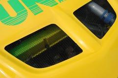 Racing car head Stock Photos