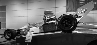Racing car March 73A F5000, 1973. Stock Photography