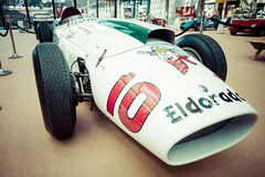 Racing car Maserati 420M Eldorado, 1958. Royalty Free Stock Photo
