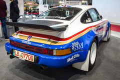 Racing car Porsche 911 by Crossroad Solutions, 1984. Stock Image