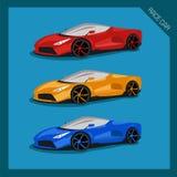 Racing car Stock Photography