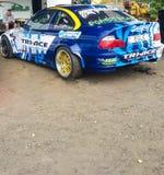 Racing car Royalty Free Stock Photos