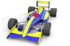 Racing cars Stock Image