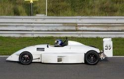 Racing on circuit Royalty Free Stock Photography