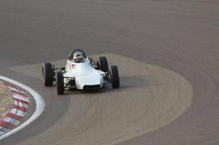 Racing on circuit Royalty Free Stock Photo
