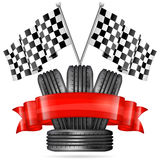 Racing Royalty Free Stock Photography