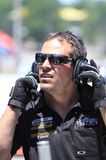 Racing Crew chief Royalty Free Stock Photography