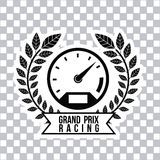 Racing design,vector illustration. Stock Images