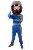 Racing driver Royalty Free Stock Photos