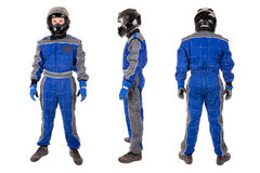 Racing driver Stock Photography