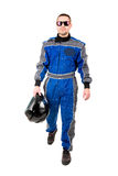 Racing driver Royalty Free Stock Photography