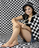 Racing Fan Stock Images