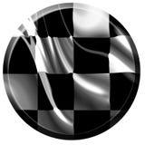 Racing flag Stock Photo