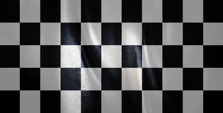 Racing flag background Royalty Free Stock Photos