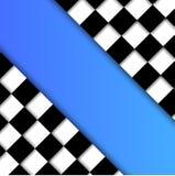 Racing Flag Vector Background Design Stock Photo
