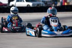 Racing Go Kart Royalty Free Stock Image