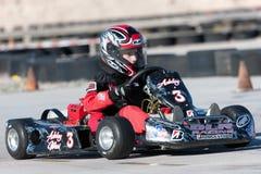 Racing Go Kart Stock Photos