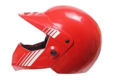 Racing Helmet Stock Image