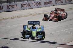 Racing Izod Indycar Series Royalty Free Stock Photo