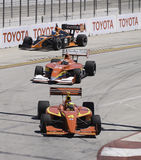Racing Izod Indycar Series Stock Image