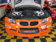 Racing M3 royalty free stock images