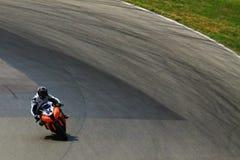 Racing motorcycle Royalty Free Stock Image