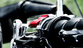 Racing motorcycles Stock Photos