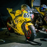 Racing motorcycles Royalty Free Stock Image