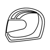 Racing motorsport symbol Stock Photography