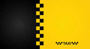 Racing orange background, taxi cab cover template. Vector 10eps Stock Images