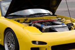 Racing Rims Royalty Free Stock Photography