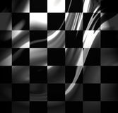 Racing sjunker Royaltyfri Fotografi