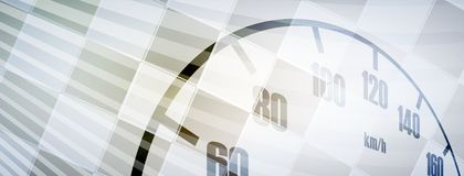 Racing speed background, vector illustration abstraction in car track royalty free illustration