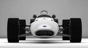 Racing Sports Car Concept Royalty Free Stock Photos