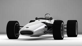 Racing sports car concept Royalty Free Stock Images
