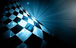 Racing square background, vector illustration abstraction in rac. Racing square background, vector abstraction in racing car track Stock Photos