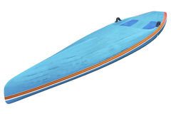 Racing stand up paddleboard Stock Photography