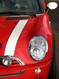 Racing Striped Sports Car Stock Photos